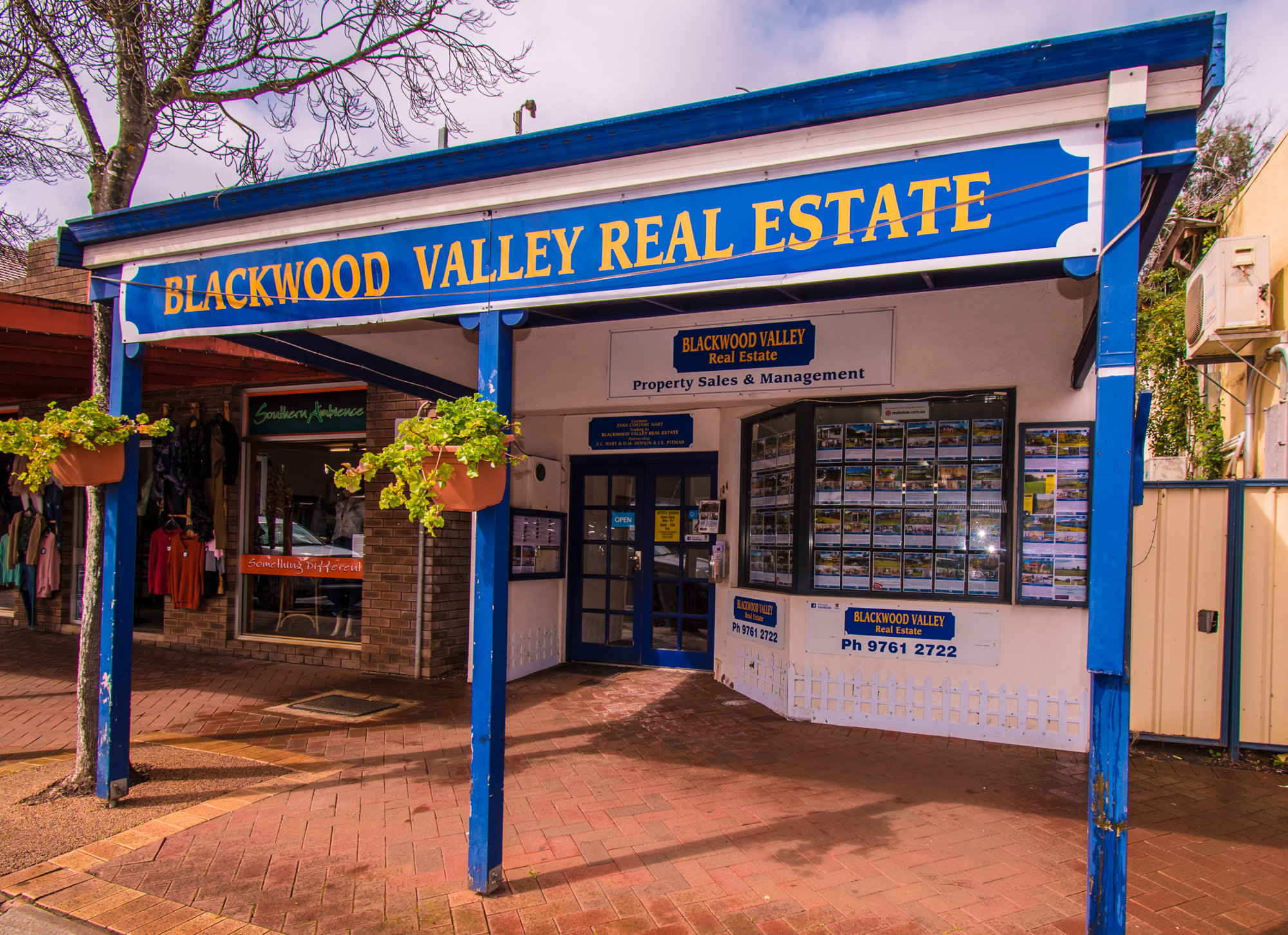 Blackwood Valley Real Estate Bridgetown